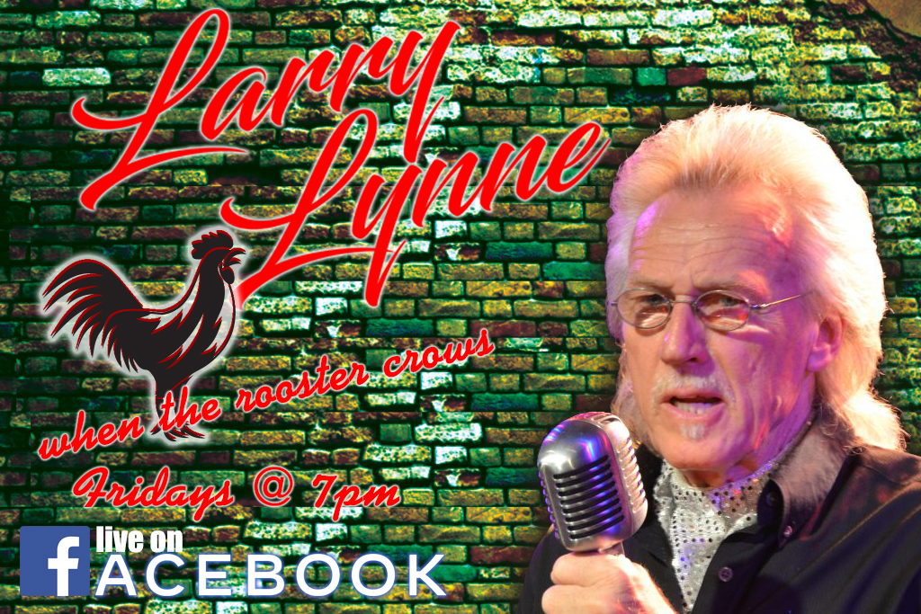 Larry Lynne Live on Facebook